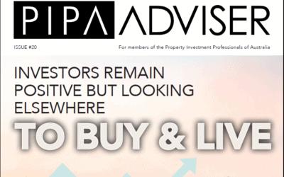 PIPA Adviser Magazine – Sept 2020