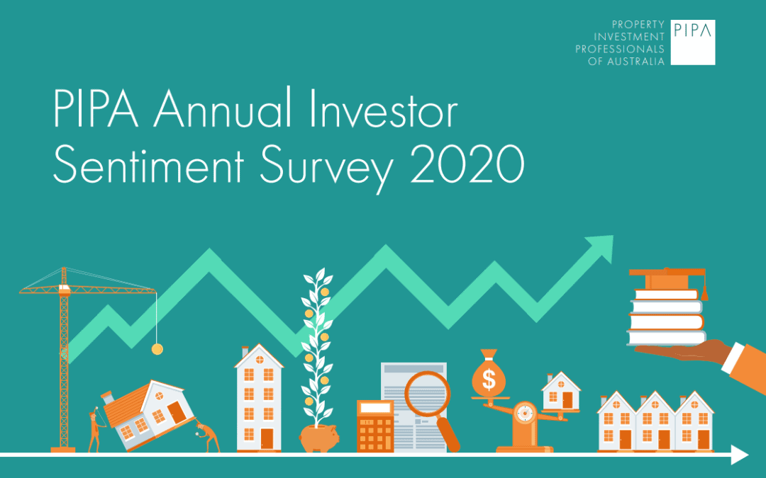 Results of PIPA Annual Investor Sentiment Survey