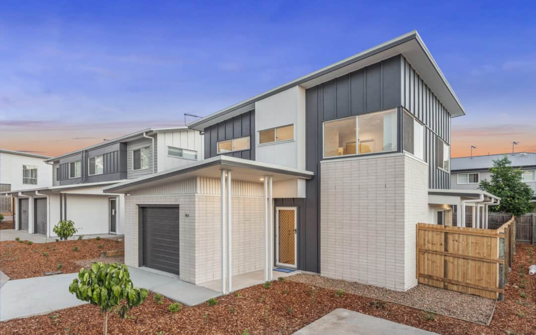 Why townhouse investment make sense